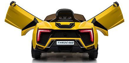 Toyhouse Lykan Hypersport Ride On Car